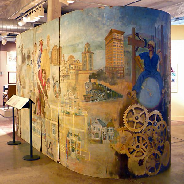 Cyclorama of Birmingham History