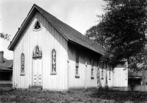 St Johns Episcopal Church, Elyton