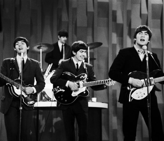 The Beatles American TV debut came on Feb. 9, 1964 on The Ed Sullivan Show. Not in Birmingham, though.