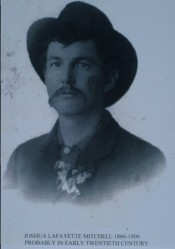 Joshua L. Mitchell is the listed builder of the #10 trestle near Brookside. Both met tragic ends.