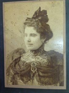 One of several unidentified photographs donated with Pizitz memorabilia and artifacts this month.