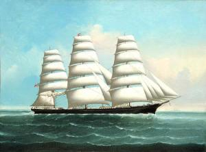 Portrait_of_an_American_Clipper_Ship